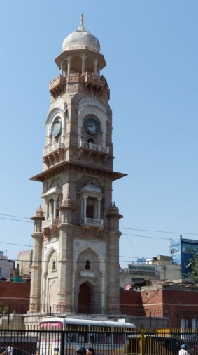 clock tower - Ajmer