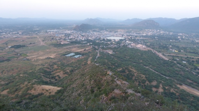 Savitri temple - Pushkar