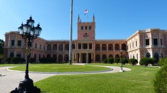 Palacio de los López - Asunción