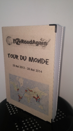 Livre photo du voyage