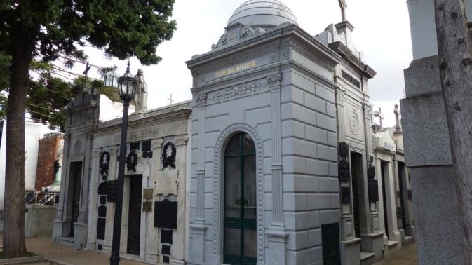 Cimetière de la Recoleta - Buenos Aires