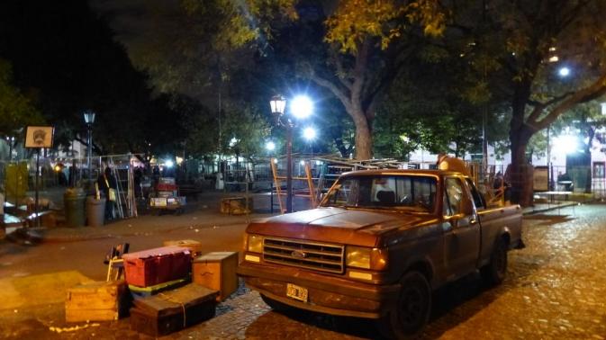 Quartier San Telmo - Buenos Aires