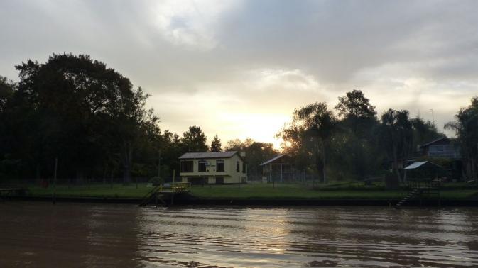 Tigre - Tres Bocas