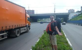 en route pour Kazan