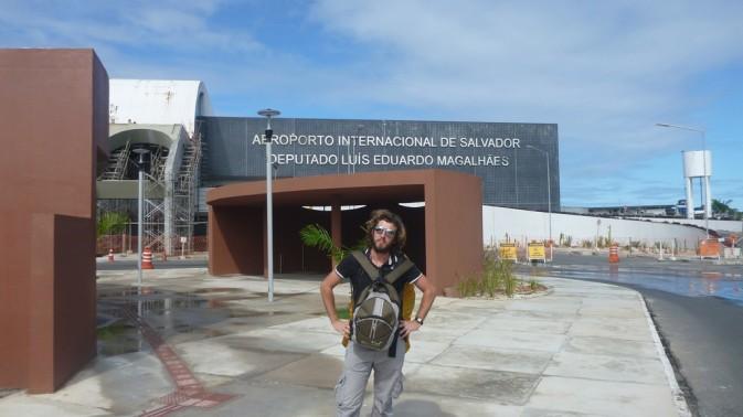Aéroport Salvador de Bahia