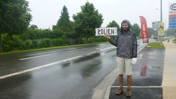 Sortie d'Amiens