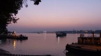 Calcutta - Rivière Hooghly