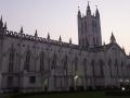 Calcutta - cathédrale Saint-Paul
