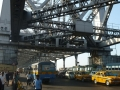 Calcutta - le Howrah Bridge
