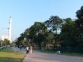 Calcutta - Parc de Maidan