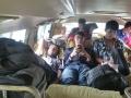 En route pour Chengdu