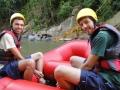 Rafting rivière Mae Taeng - Chiang Mai
