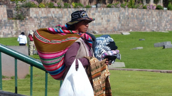 Jardin Sagrado - Cusco