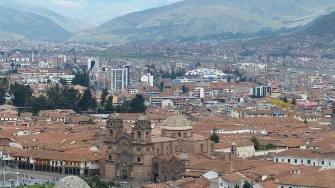 Plaza Santa Ana - Cusco