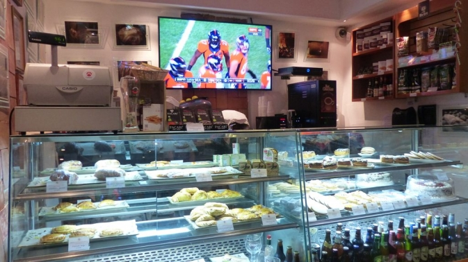 Deli Monasterio - Superbowl - Cusco