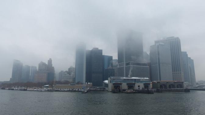 Manhattan - Quartier financier