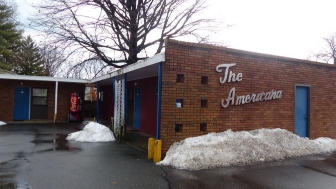 Americana Motel - Woodbridge Township, New Jersey