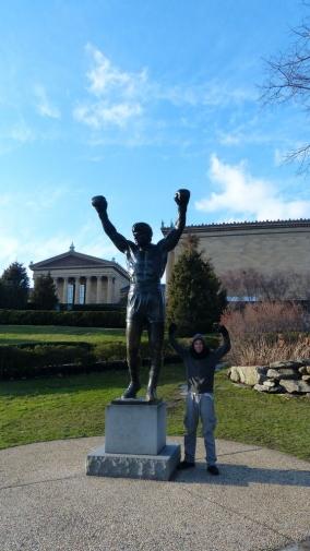 Rocky - Philadelphie