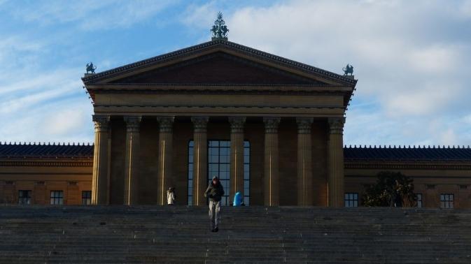 Rocky steps - Philadelphie