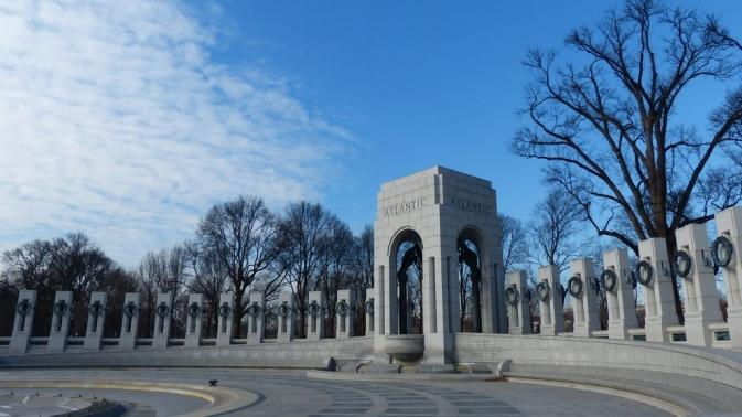 WWII Memorial - Washington, D.C.