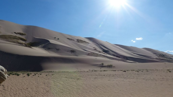 Désert de Gobi - Khongoryn Els