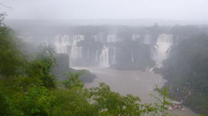Chutes d\'Iguaçu