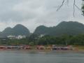 Guilin - la rivière Li