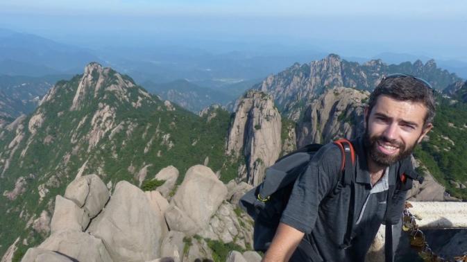 Huangshan - Lotus Peak