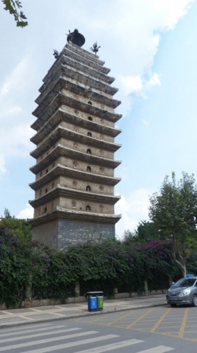 Kunming - pagode de l\'Est
