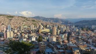 Mirador Killi Killi - La Paz