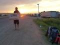 Auto-stop au petit matin