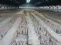 Armée de terre cuite - Mausolée de l\'empereur Qin