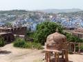 Vue depuis la forteresse de Mehrangarh