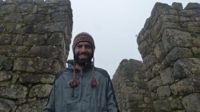 Porte du soleil - Machu Picchu