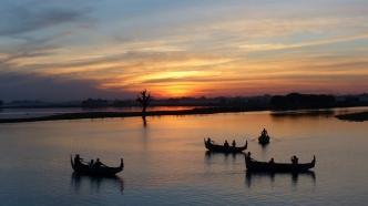 Mandalay - Pont de U Bein