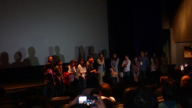 Manille Mall Glorietta Cinema