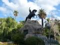 Mendoza - Plaza San Martin