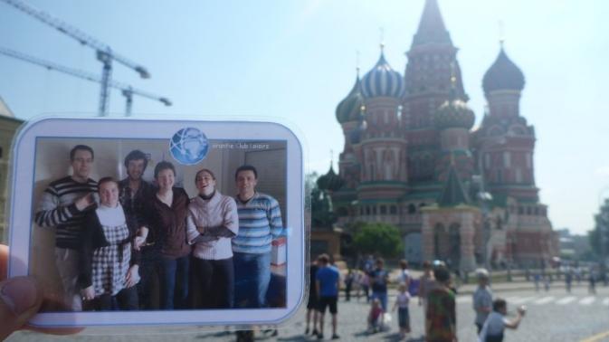 La GCL à Moscou !