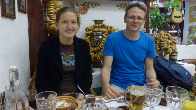 Tatiana et Alexei