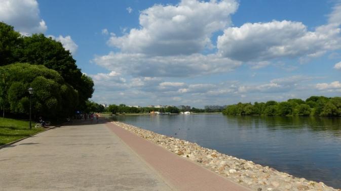 Parc Kolomenskoïe