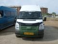 Notre bus - Ulan Ude