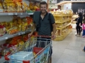 les courses - Oulan Bator