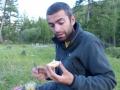 Repas de fête ! - Parc national Gorkhi-Terelj