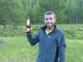 Champagne ! - Parc national Gorkhi-Terelj