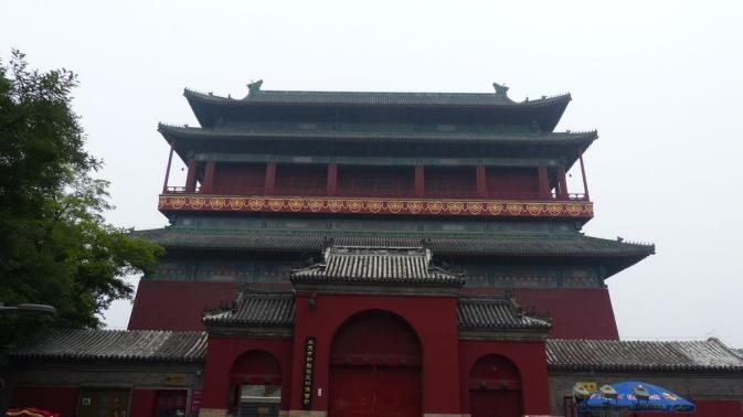 Tours du Tambour et de la Cloche Pékin