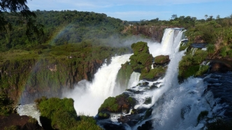 Chutes d'Iguazú - Circuit supérieur