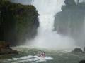 Chutes d\'Iguazú - Circuit inférieur