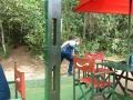 Chutes d\'Iguazú - Coati