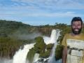 Chutes d\'Iguazú - Circuit supérieur