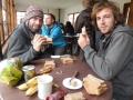 Torres del Paine - Jour 1 : Refugio Pudeto